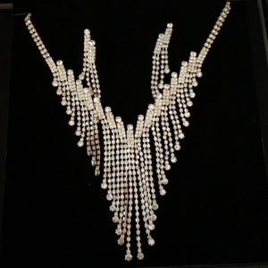 Jewelry - Statement Necklace and Earrings